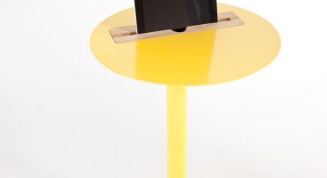 Nomad Side Table by Spell