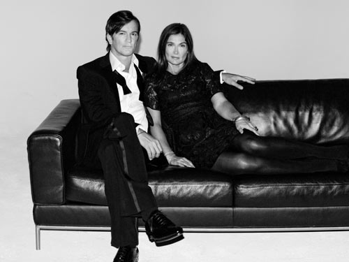 Designer Dailies: Robert and Cortney Novogratz