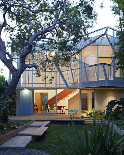 Palms House by Daly Genik Architects