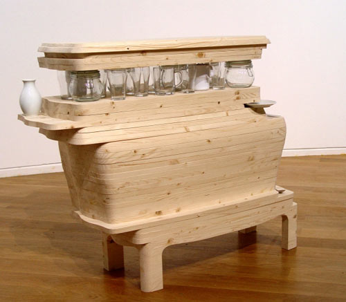 Pl(a)ywood Furniture by Silvia Knüppel in main home furnishings  Category