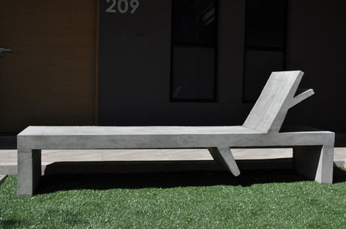 Rama Bench by Ricardo Garza Marcos in main home furnishings  Category