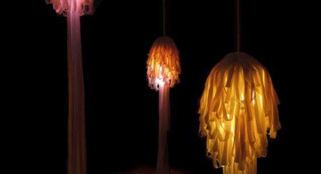 Jellyfish Lamp
