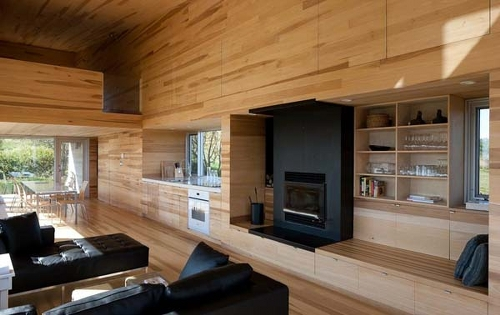 Skim Milk: Hill House by MacKay Lyons Sweetapple Architects