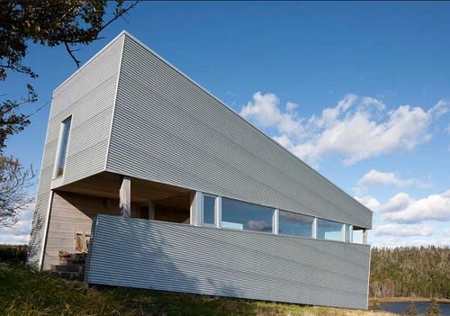 Sliding House by MacKay Lyons Sweetapple Architects in main architecture  Category