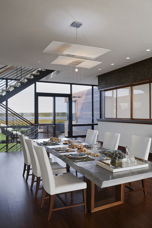 Southampton Beach House by Alexander Gorlin Architects in main architecture  Category