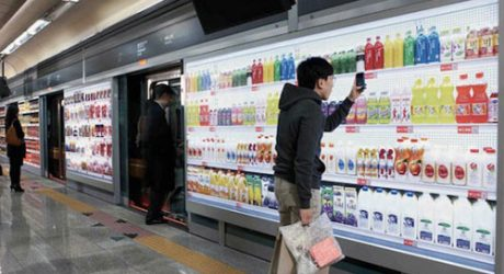The Future of Grocery Shopping?