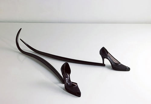 Thonet Shoes by Pablo Reinoso in style fashion main art  Category
