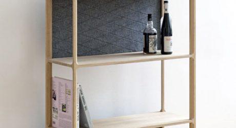 Victor Bookshelves by Daniel Becker