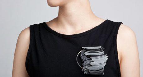 Velcro Jewelry by Yong Joo Kim