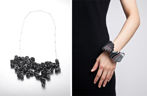 Velcro Jewelry by Yong Joo Kim in style fashion main  Category