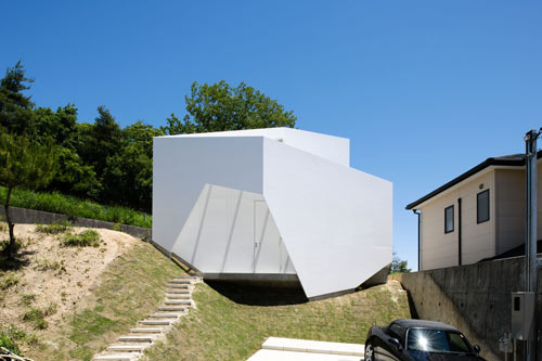 YSY House by AUAU in main architecture  Category