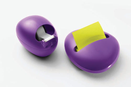 The Pebble Collection by Karim Rashid for 3M in main home furnishings  Category