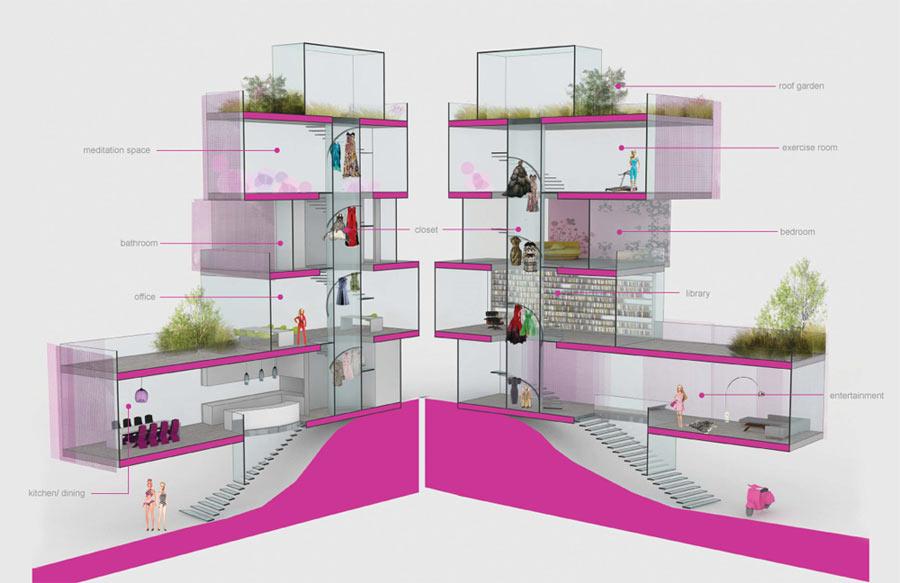 Architect-Barbie-Dream-House-3