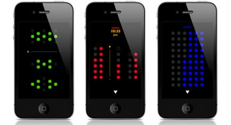 Dominus Plus iPhone Clock