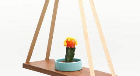 A-Frame Plant Hanger