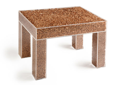 Terrific Alma Table By Roberta Rampazzo Design Milk Creativecarmelina Interior Chair Design Creativecarmelinacom