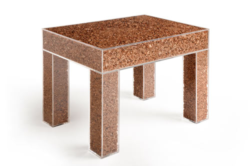 Alma Table by Roberta Rampazzo in home furnishings  Category