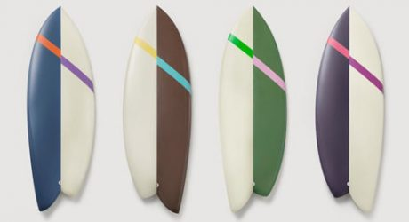 Asymmetric Surfboards By Saturdays Surf NYC and Rick Malwitz