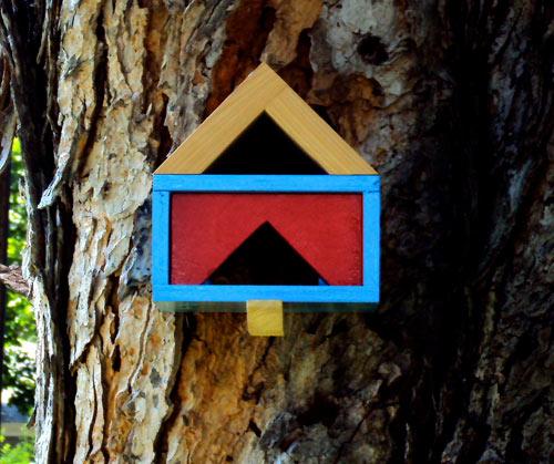 Burd Haus by Nathan Danials