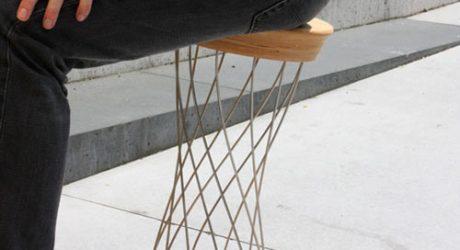 Syn-Kraft Furniture by Christian Kayser