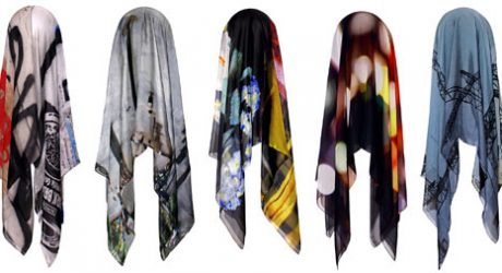 The Floater Scarf Collection from GOOD&CO