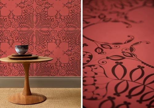 Bespoke Textiles by Genevieve Bennett