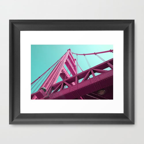 Fresh From The Dairy: Framed Prints!