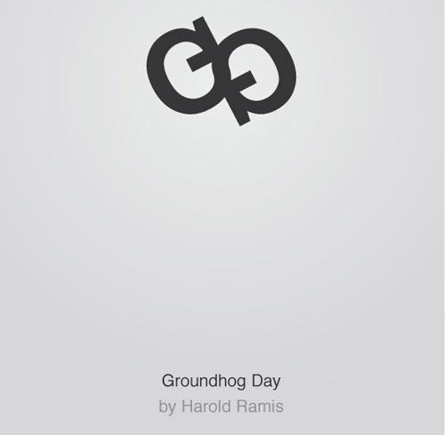 Minimalist Typography Poster Series by Patrik Svensson