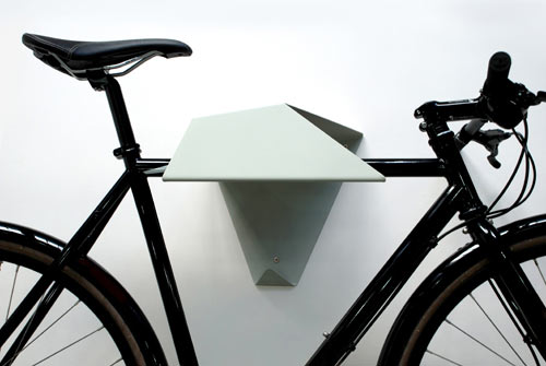 Furniture for Bikes: Sculptural Bike Storage