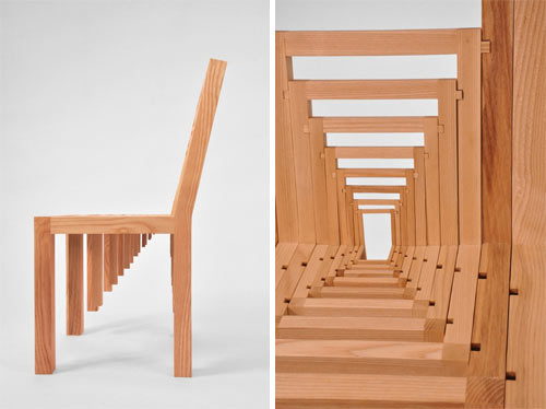 Inception Chair by Vivian Chiu in home furnishings  Category