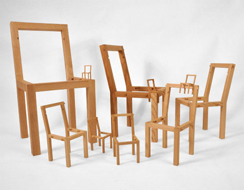 Inception Chair by Vivian Chiu