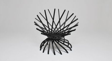 Nest Chair by Markus Johannson