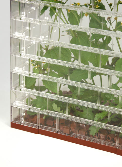 LEGO Greenhouse by Sebastian Bergne in architecture  Category