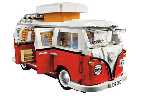VW Camper Interior Books