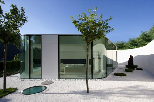 Lake Lugano House by JM Architecture in main architecture  Category