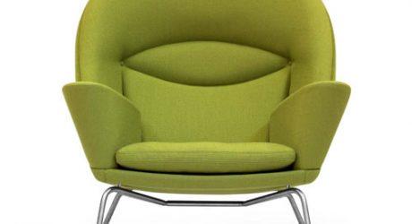Never Before Seen Hans Wegner Chair