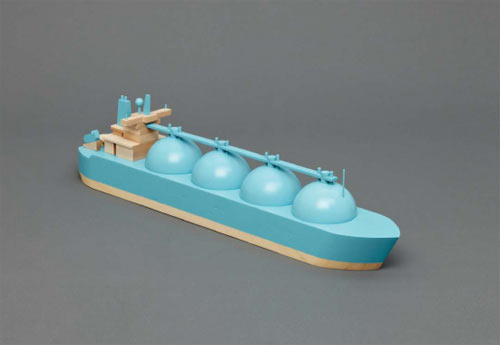Ship Toys from Papa Foxtrot