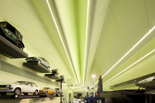 Riverside Museum by Zaha Hadid Architects in main architecture  Category