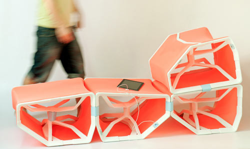 Segment Modular Communication Solution by Noam Fass