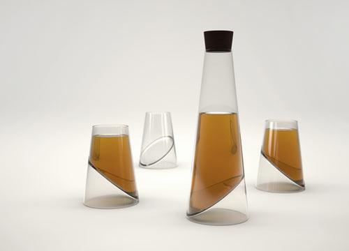 Slice Glass by Vasiliy Butenko