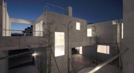 Static Quarry by Ikimono Architects
