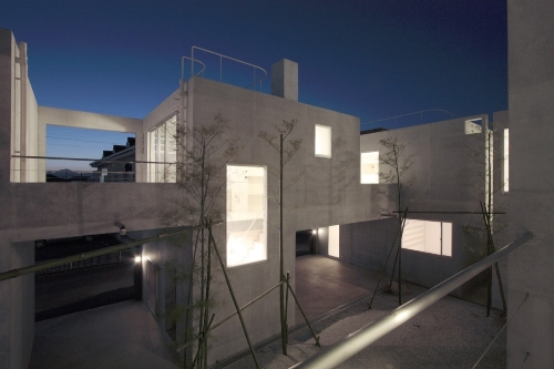 Static Quarry by Ikimono Architects