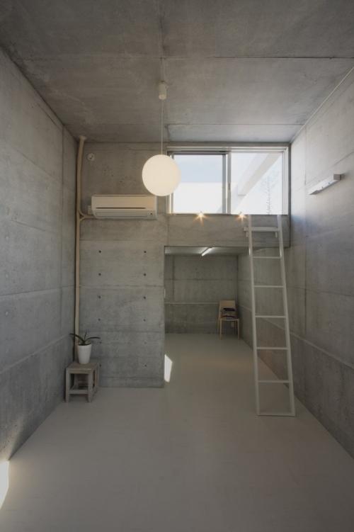 Skim Milk: Static Quarry by Ikimono Architects