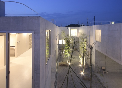 Static Quarry by Ikimono Architects in architecture  Category