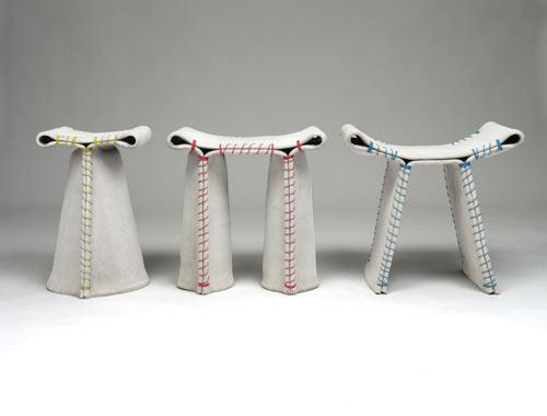 Stitching Concrete by Florian Schmid