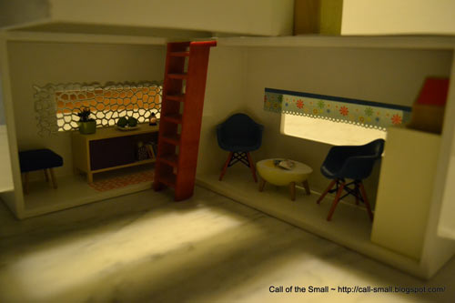 Tissue Box Doll House in main home furnishings architecture  Category