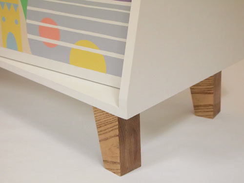 Two Halves Cabinet by Charlie Crowther Smith and Christian Taylor in main home furnishings  Category
