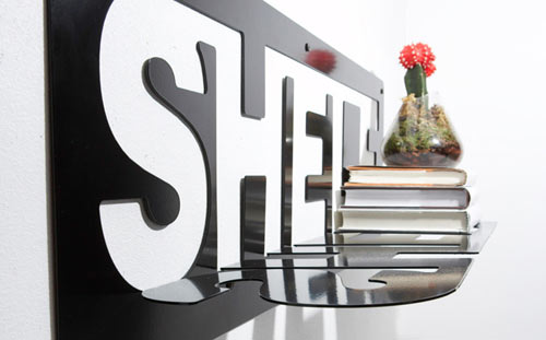 Typeshelf in home furnishings  Category