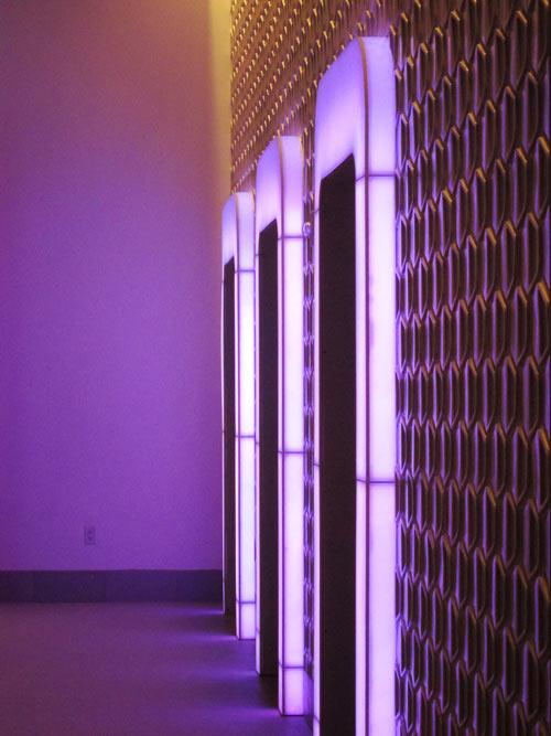 Destination Design: Yotel in main interior design  Category