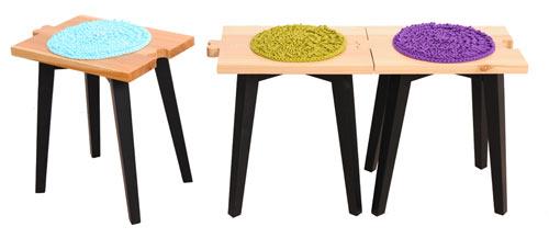 Cvetnoetno-stools